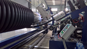 Krah Profile Pipe Machine